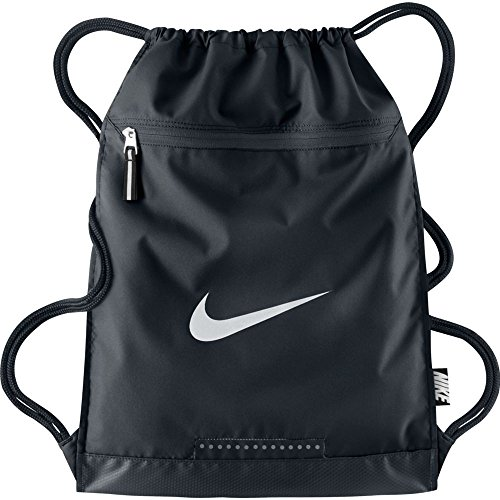 Nike Team Training Gymsack Black/White Size One Size