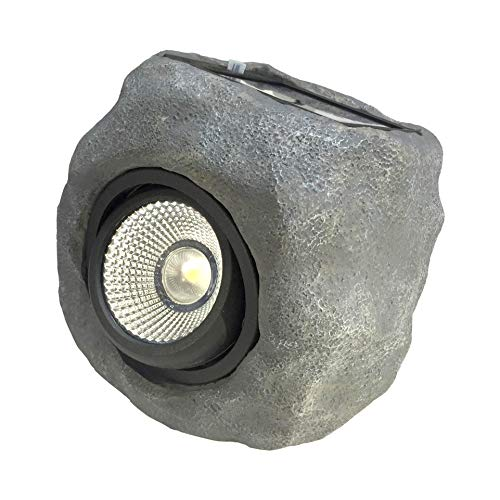 Outdoor Rock Lights Garden in US - 3