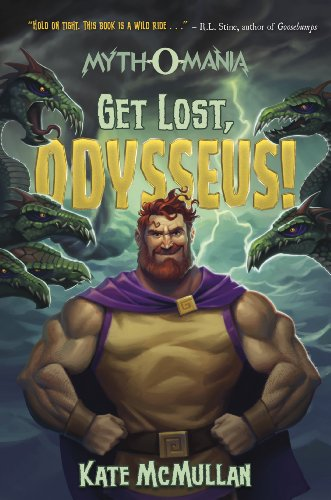 Lost Odysseus Myth Mania Book ebook product image