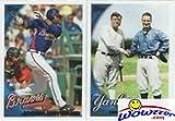 2010 Topps MLB Baseball Massive Complete 666 Card