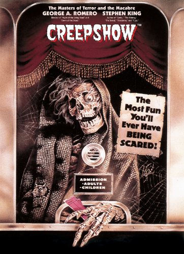Simple Halloween Cake (Creepshow)