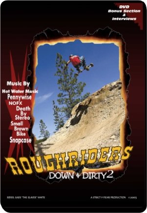 Down and Dirty 2: Roughriders DVD