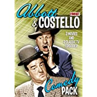 Abbott and Costello Comedy Pack [Import]