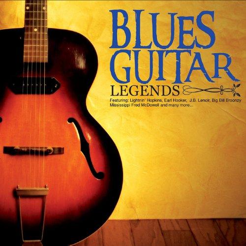 (Blues Guitar Legends)