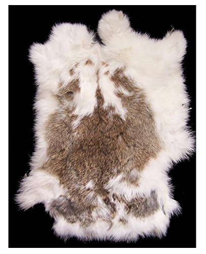 Brand New NATURAL SPOTTED Decorative Natural Real Fur for sale  Delivered anywhere in USA