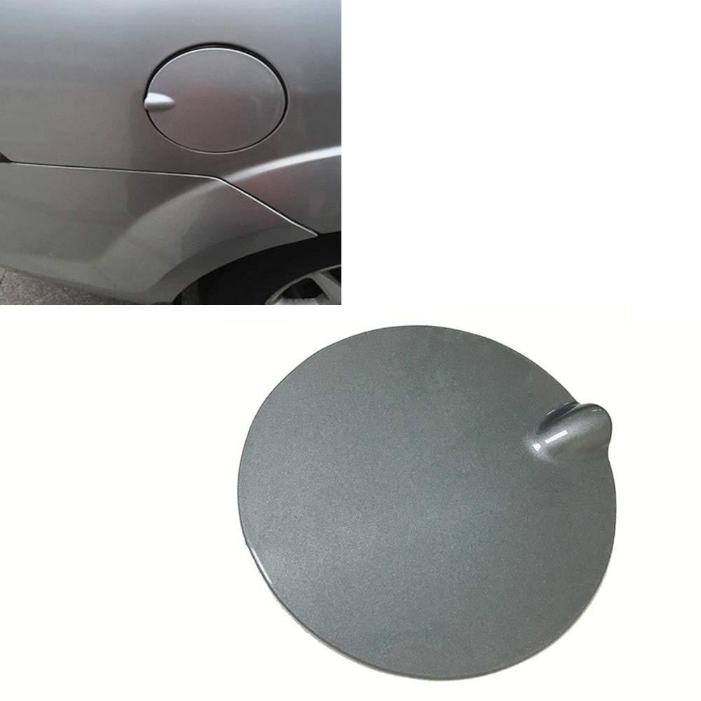 Cubierta para pintar Coche Tapas del Tanque de Combustible Petr/óleo Tapa de Puerta de Combustible Solapa Relleno Tapa de Gas Lid Ajuste para Focus 2 mk2 mk3 Cebador