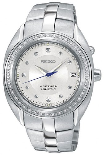 - Seiko Arctura Women's Kinetic Watch SKA893