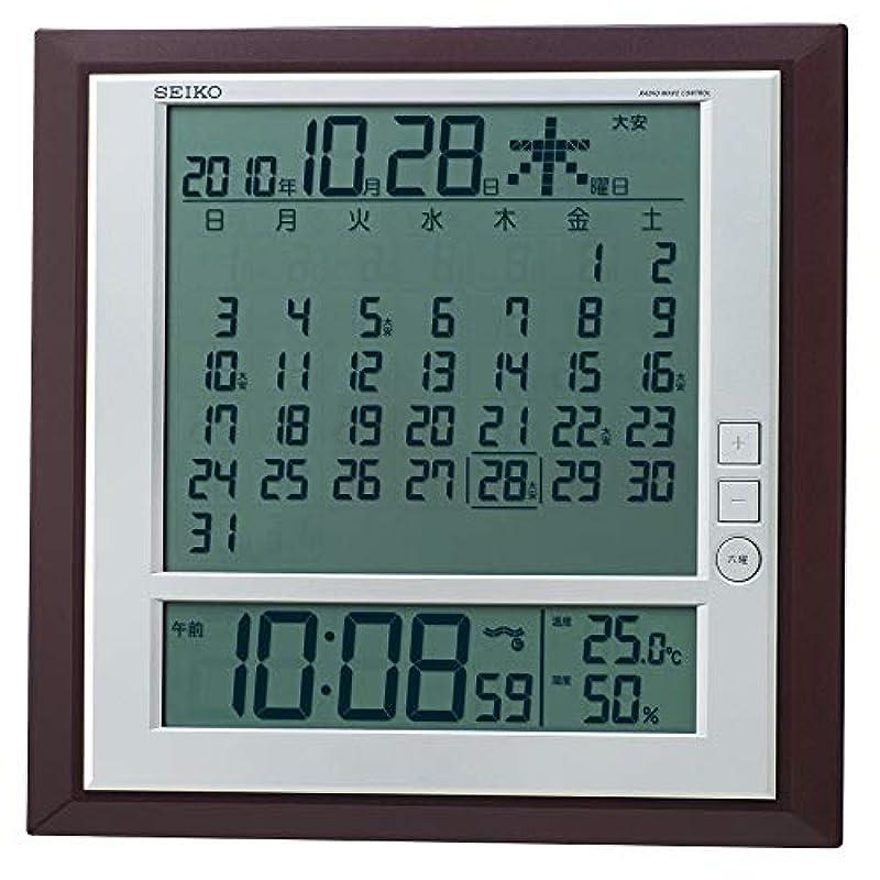 세이코 벽 / 탁상 디지털 시계 SQ421B