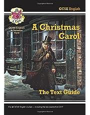 Grade 9-1 GCSE English Text Guide - A Christmas Carol (CGP GCSE English 9-1 Revision)