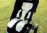 Bowron Babycare Baby Stroller Lambskin Fleece