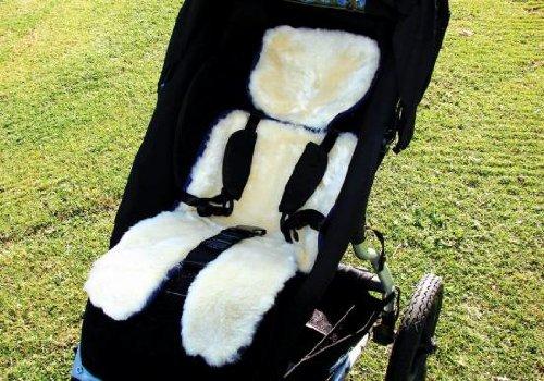 Bowron Babycare Baby Stroller Lambskin Fleece by Bowron