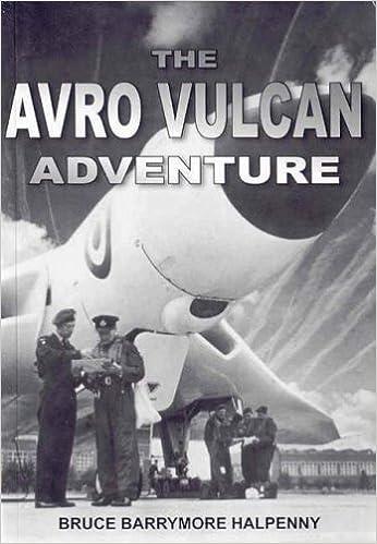 The Avro Vulcan Adventure