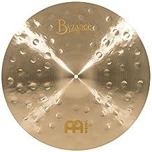 Meinl Cymbals B20JETR Byzance 20-Inch Jazz Extra Thin Ride Cymbal