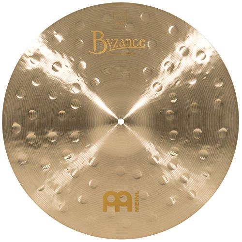 - Meinl Cymbals B20JETR Byzance 20-Inch Jazz Extra Thin Ride Cymbal (VIDEO)