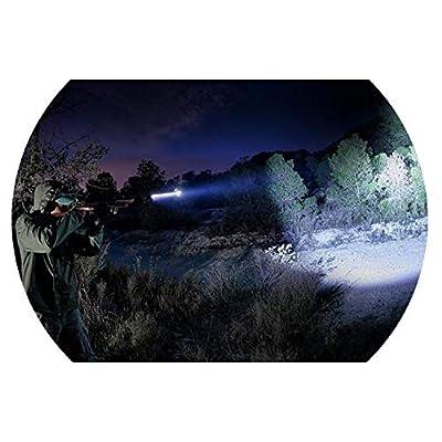 Torches 9000lm xml-T6 L2 led Bike flashlight Lighting Lamp light +2x 18650 Battery +Charger+Clip+Bag,He Box Brown,T6