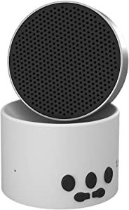 Lectrofan Micro 2 Sleep Sound Machine and Bluetooth Speaker with Fan Sounds, White Noise, Pink Noise, Brown Noise, and Ocean Sounds for Sleep, Relaxation, Privacy, Study, and Audio Streaming