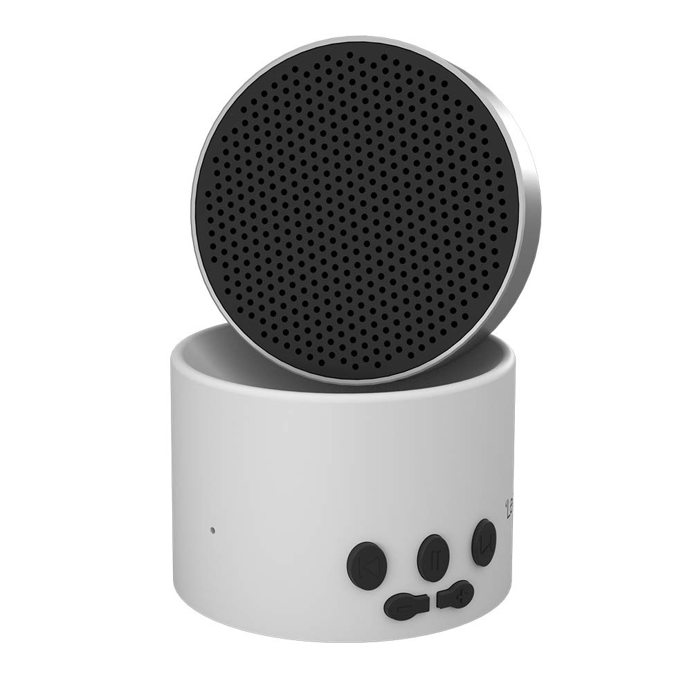 Adaptive Sound Technologies Lectrofan Micro2 Sleep Sound Machine and Bluetooth Speaker with Fan Sounds, White Noise, and Ocean Sounds for Sleep and Sound Masking by Adaptive Sound Technologies