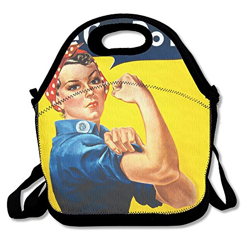 HOT T (Rosie The Riveter Costume Pin)