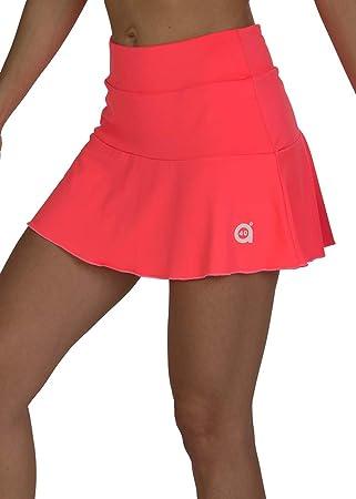 a40grados Sport & Style, Falda Floo Rosa, Mujer, Tenis y Padel ...