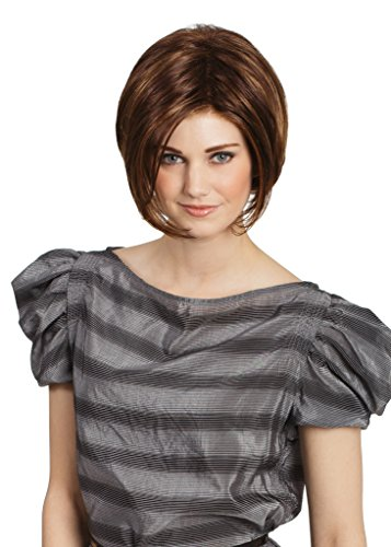 Stone Logan (Logan by Tony of Beverly Womens Synthetic Wig (Rooted Sand Stone))