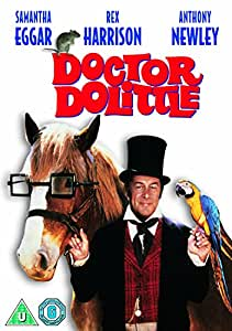 Doctor Dolittle Edizione: Regno Unito Reino Unido DVD