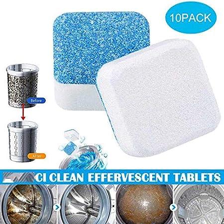Perfuw Limpiador de lavadoras, 1 Desodorante para Limpieza ...