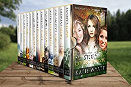 Mail Order Bride Series: Historical Tales of Western Brides Mega Box Set #2: Inspirational Pioneer Romance by [Wyatt, Katie, Carson, Kat]