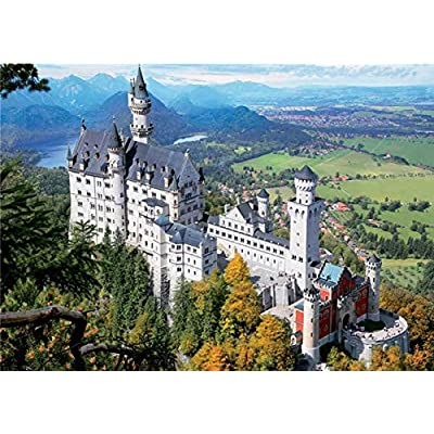 Neuschwanstein (Around The World): Toys & Games