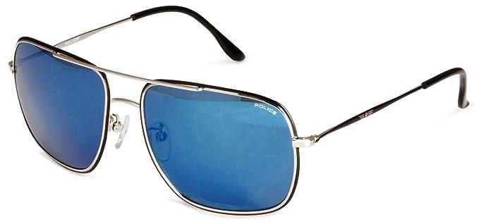 Police S8638 K07B - Gafas de sol para hombre estilo ...
