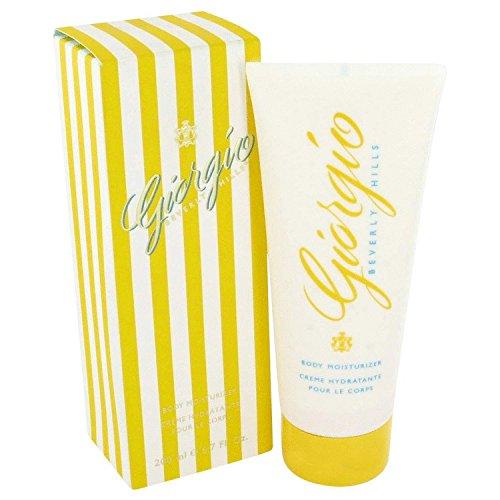 GIORGIO by Giorgio Beverly Hills Women's Body Lotion 6.7 oz - 100% Authentic (Giorgio Mandarin Body Lotion)