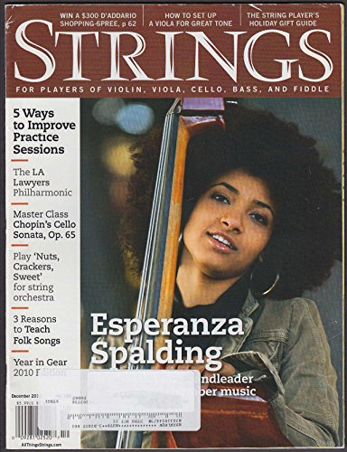STRINGS Esperanza Spalding LA Lawyers Philharmonic + 12 2010 by The Jumping Frog