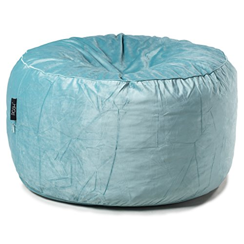 POSH - Spa Velvet - Extra Large Bean Bag Chair by CordaRoy's (Image #1)