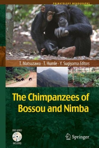 The Chimpanzees of Bossou and Nimba (Primatology Monographs)