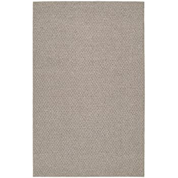 This Item Garland Rug Town Square Area Rug, 5 Feet By 7 Feet, Pecan
