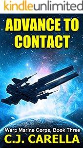 Advance to Contact (Warp Marine Corps Book 3)