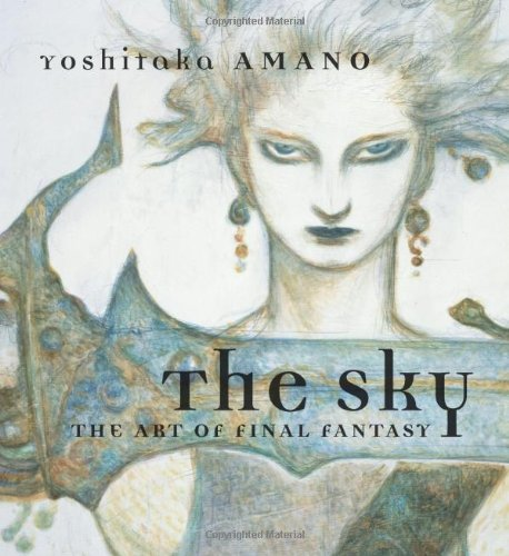 The Sky: The Art of Final Fantasy Slipcased Edition