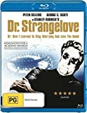 Dr. Strangelove, Or: How I Learned to Stop Worrying and Love the Bomb [Blu-ray]