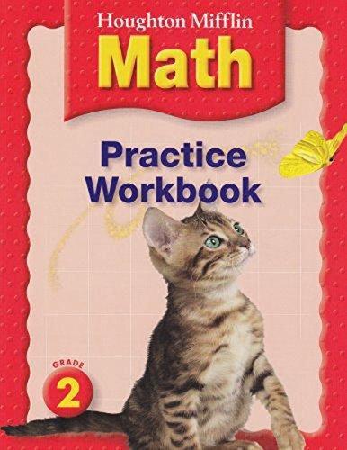 Houghton Mifflin Mathematics: Practice workBook Level 2