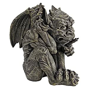 Design Toscano Whisper The Gothic Gargoyle Statue