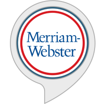 Merriam-Webster's Word of the Day alexa skill