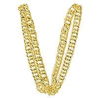 Novedades del foro Cadena de cuello de eslabones grandes de los años 80 de oro.