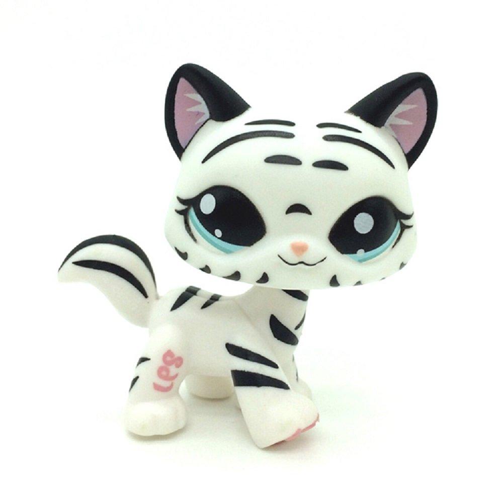 ZAD Littlest Pet Shop Collection LPS Figure Loose Very Rare Leopard Cat