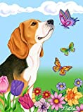 Beagle – Best of Breed Butterfly House Flag Review