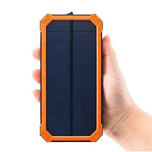 Upgrade 20000mAh Portable Shockproof External