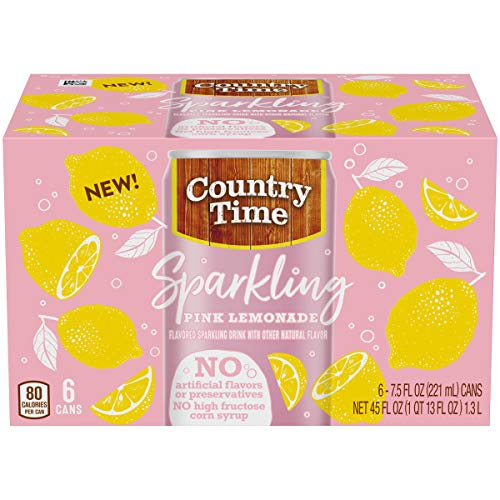 country time lemonade can - 1
