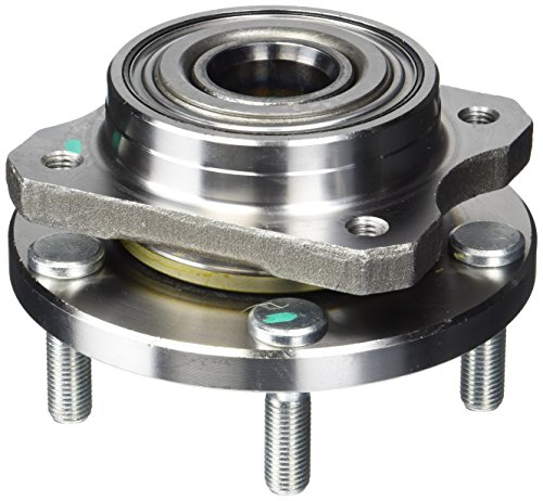 WJB WA513074 - Front Wheel Hub Bearing Assembly - Cross Reference: Timken 513074 / Moog 513074 / SKF BR930021K (Hub Voyager Front Plymouth)