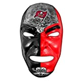Franklin Sports NFL Tampa Bay Buccaneers Team Fan Face Mask