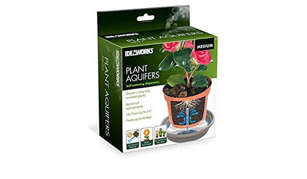 Full Retail Packaging My Lazy Gardener/™ Self-Watering Plant Systems 14-22