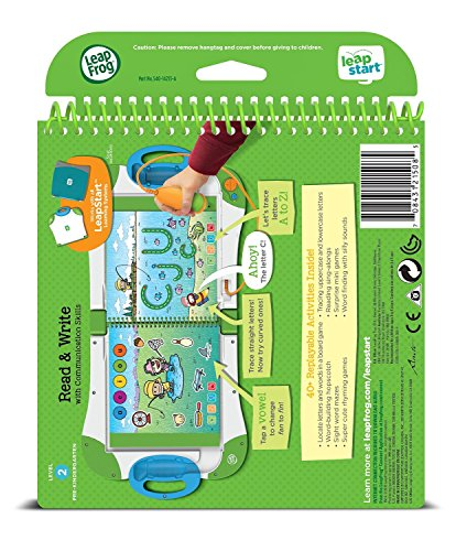 LeapFrog LeapStart Pre-Kindergarten Activity Book