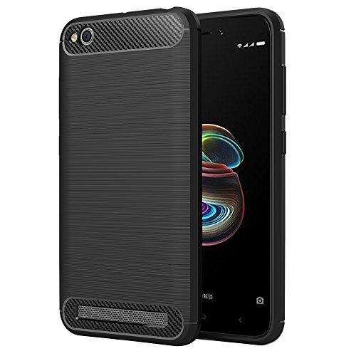 Simpeak Funda para Xiaomi Redmi 5A, Funda Xiaomi Redmi 5A Carcasa Xiaomi Redmi 5A Funda Gel Silicona Premium TPU(5,0...